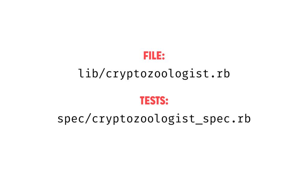 lib/cryptozoologist.rb spec/cryptozoologist_spe...
