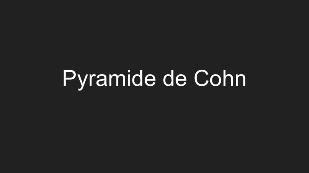 Pyramide de Cohn