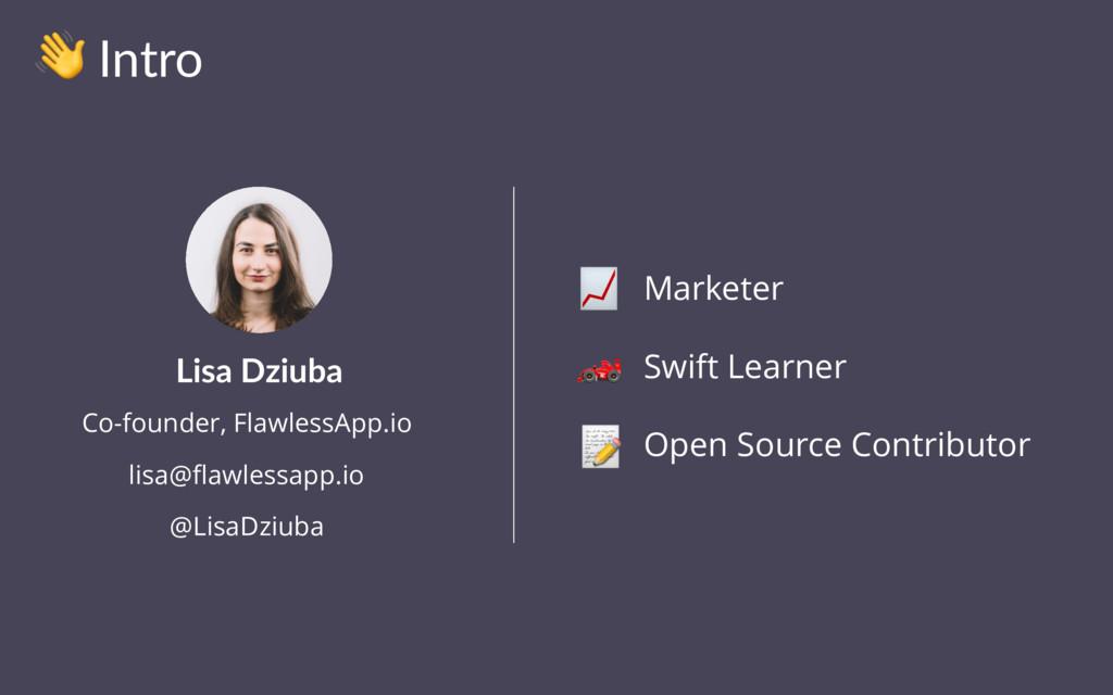 Lisa Dziuba Marketer Swift Learner Open Source ...