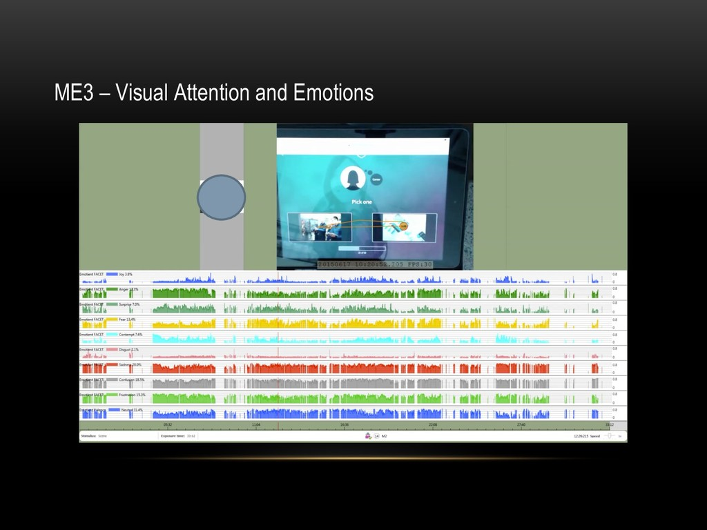 ME3 – Visual Attention and Emotions