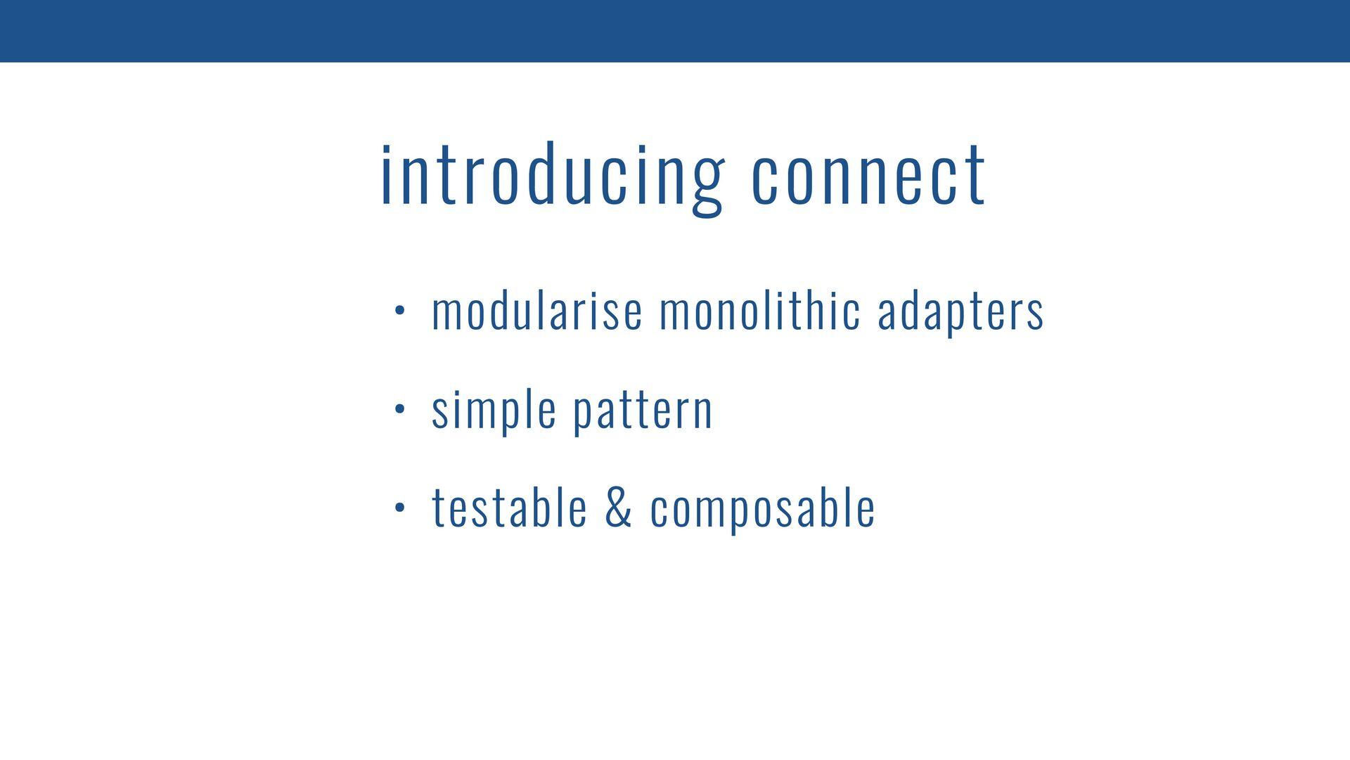 adapter Adapter Domain Response Action http cli...