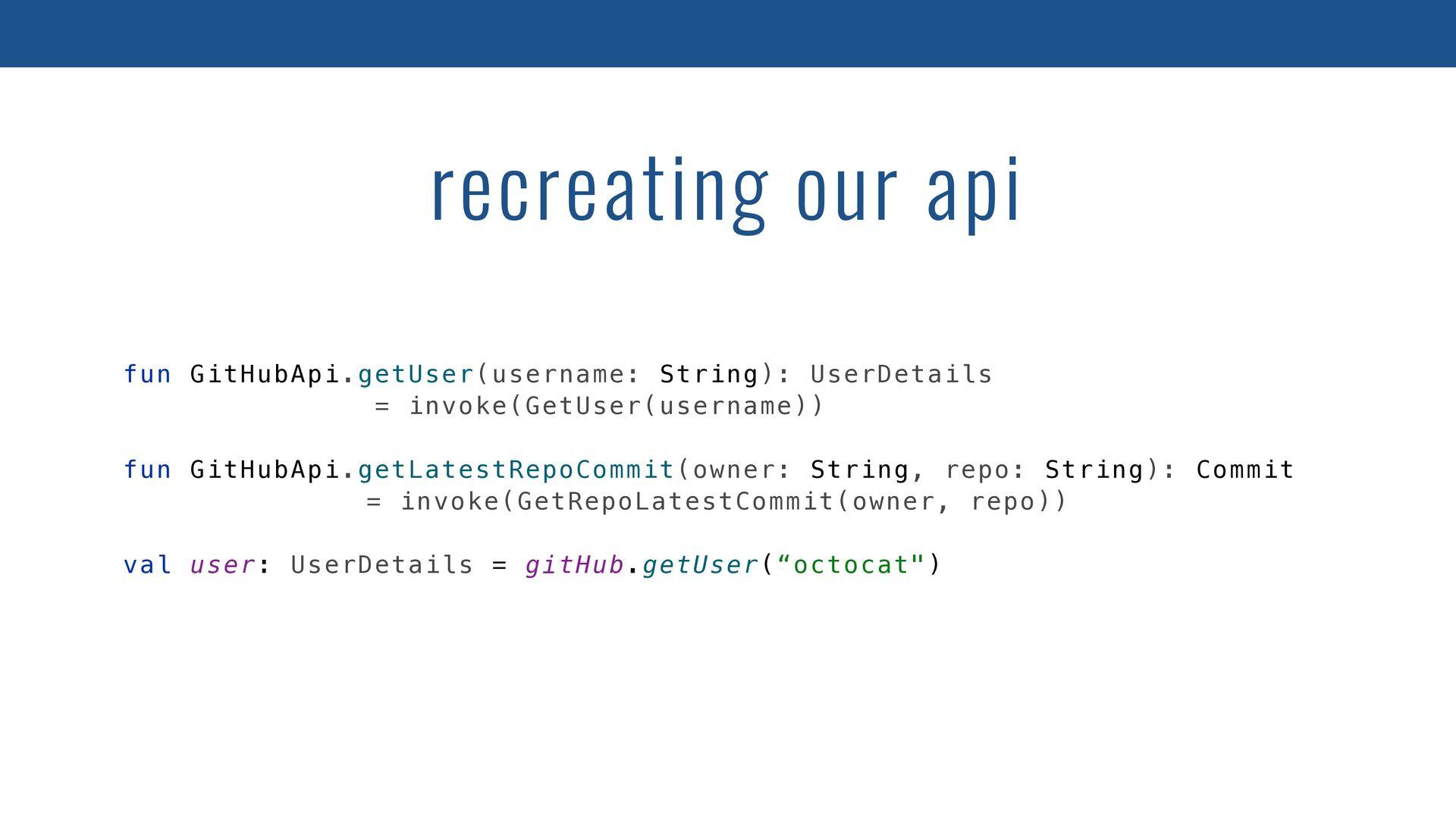 @Test fun `translates request`() { assertThat(G...