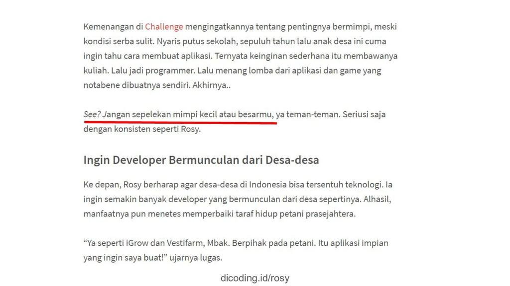 dicoding.id/rosy