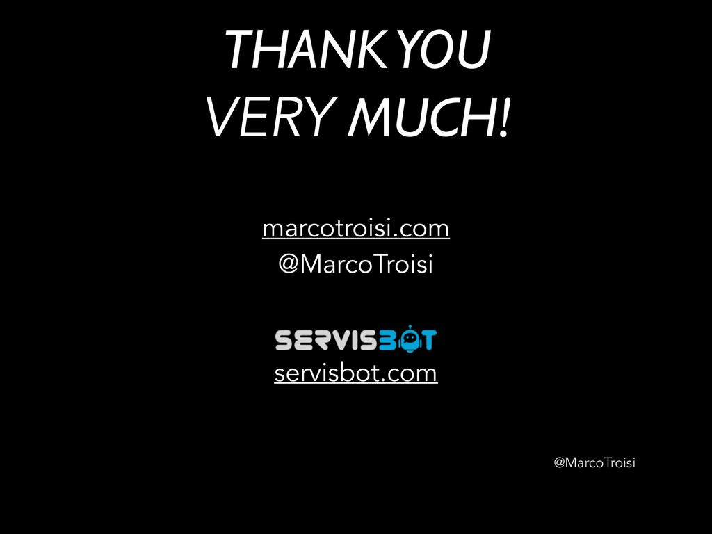 @MarcoTroisi THANK YOU VERY MUCH! marcotroisi.c...
