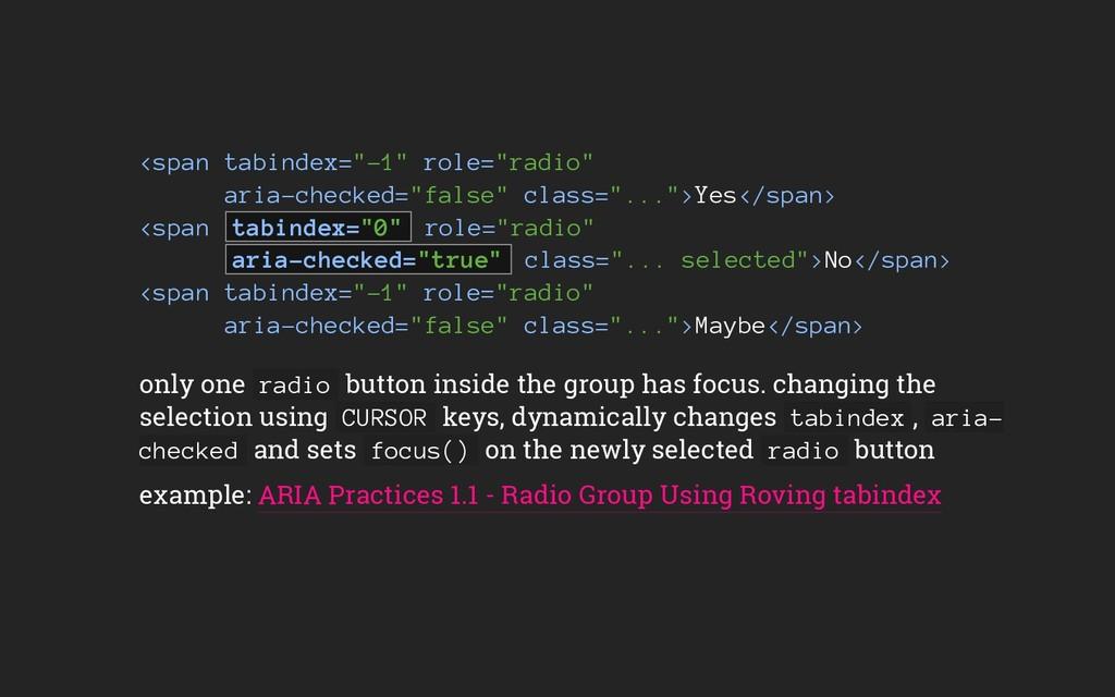 "<span tabindex=""-1"" role=""radio"" aria-checked=""..."