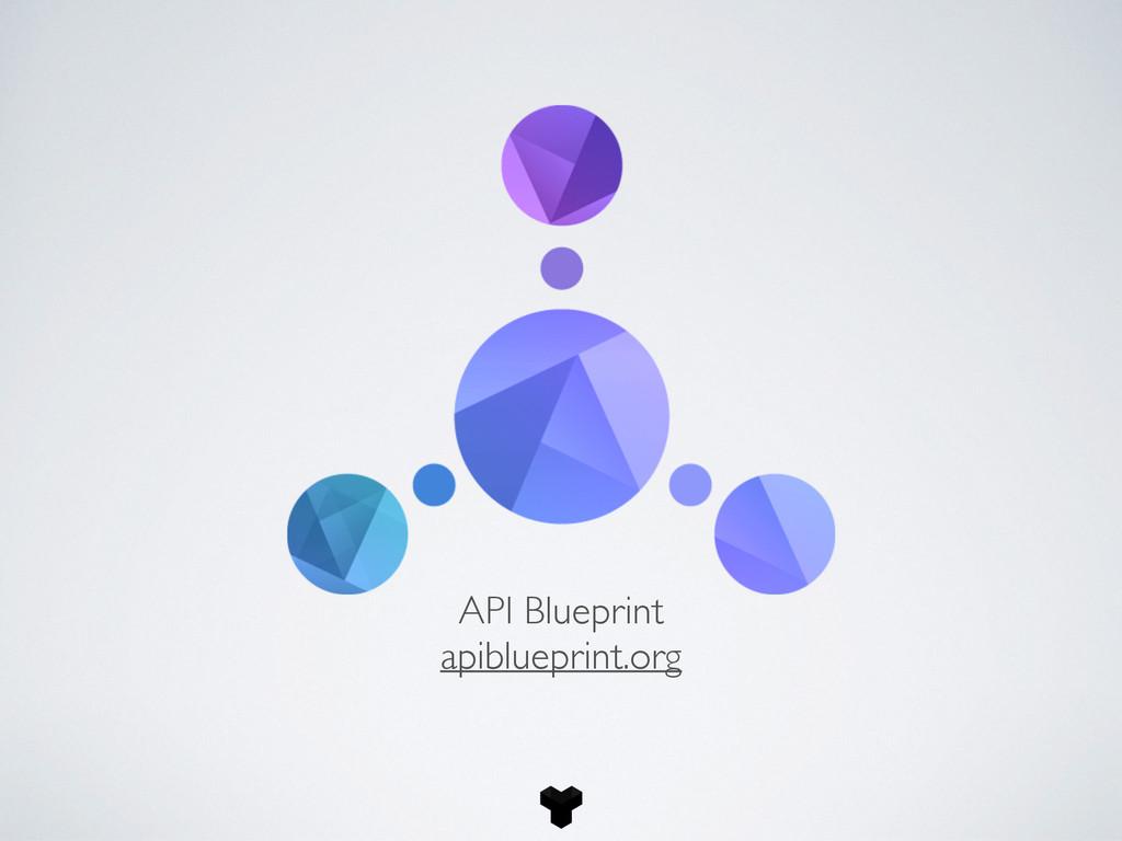 API Blueprint apiblueprint.org