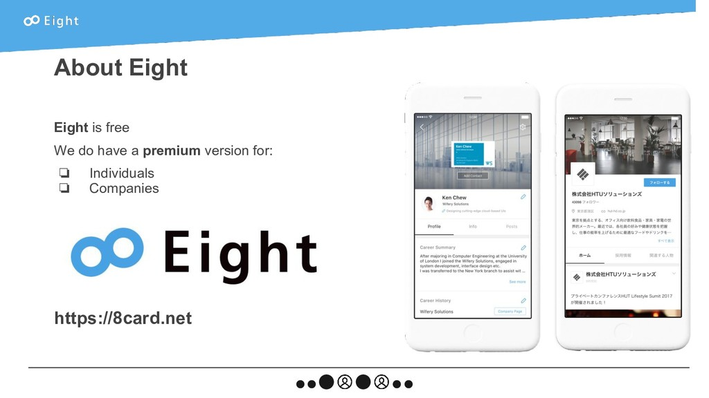 Eight is free We do have a premium version for:...