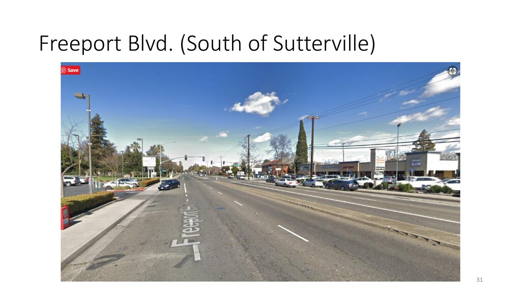 Freeport Blvd. (South of Sutterville) 31