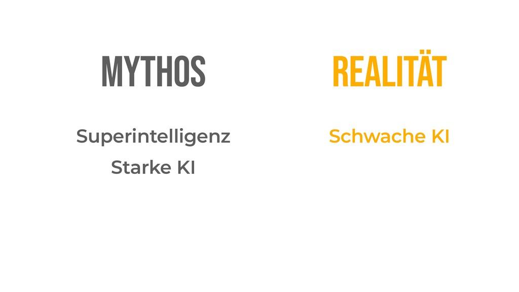 MYTHOS REALITÄT Superintelligenz Starke KI Schw...