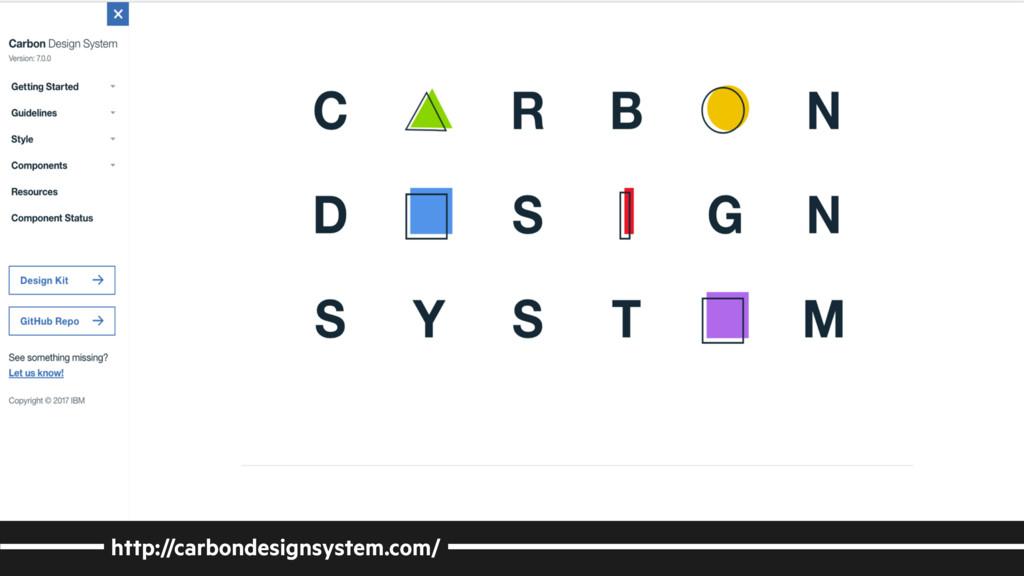 http://carbondesignsystem.com/