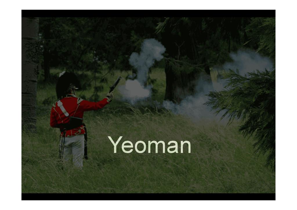 Bower Yeoman
