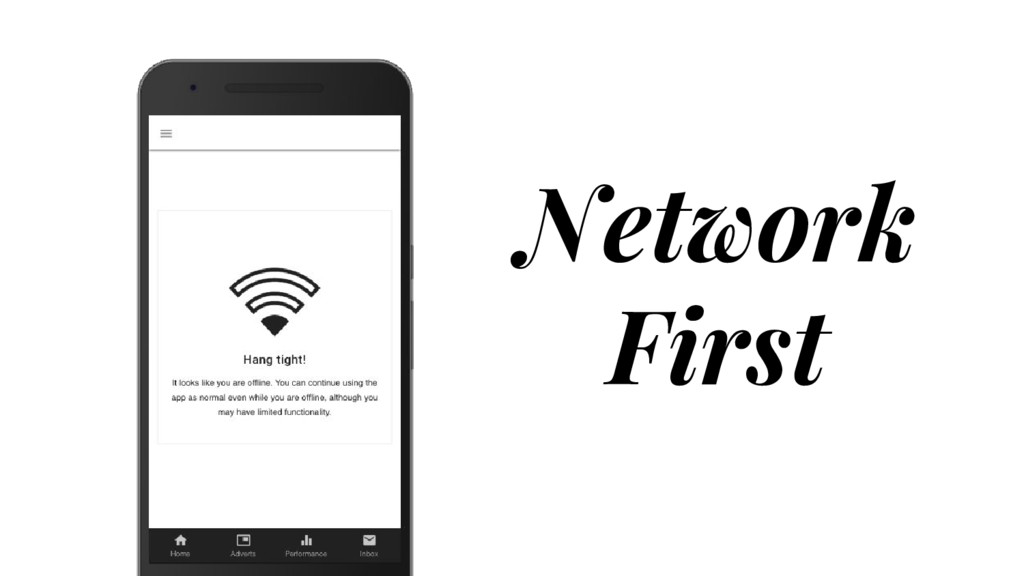 Network First