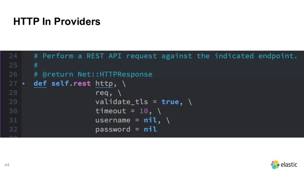 44 HTTP In Providers