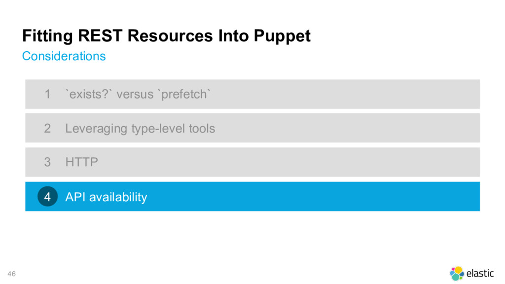 46 Fitting REST Resources Into Puppet Considera...