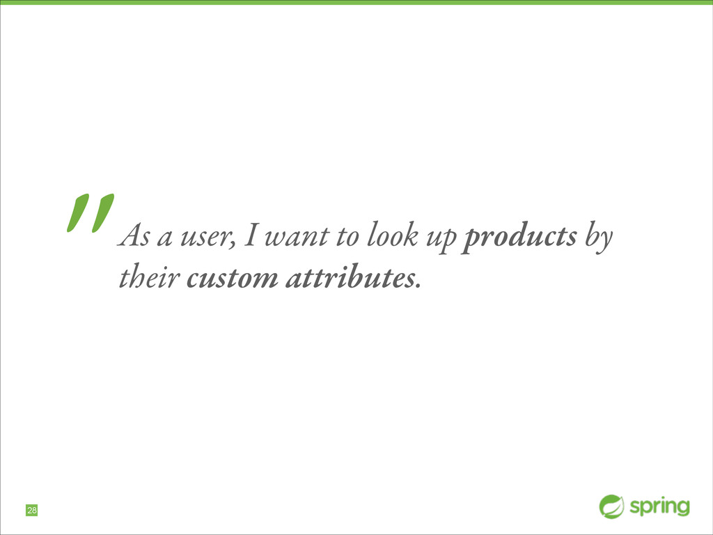 """!28 """"As a user, I want to look up products by t..."""