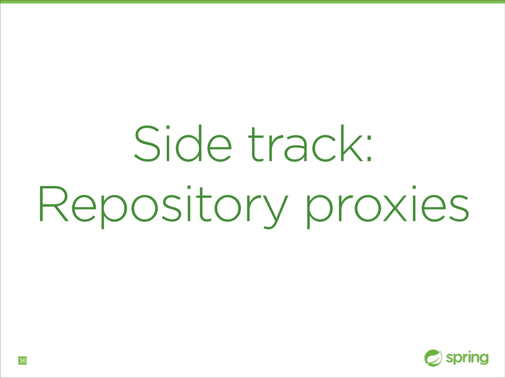 Side track: Repository proxies !36