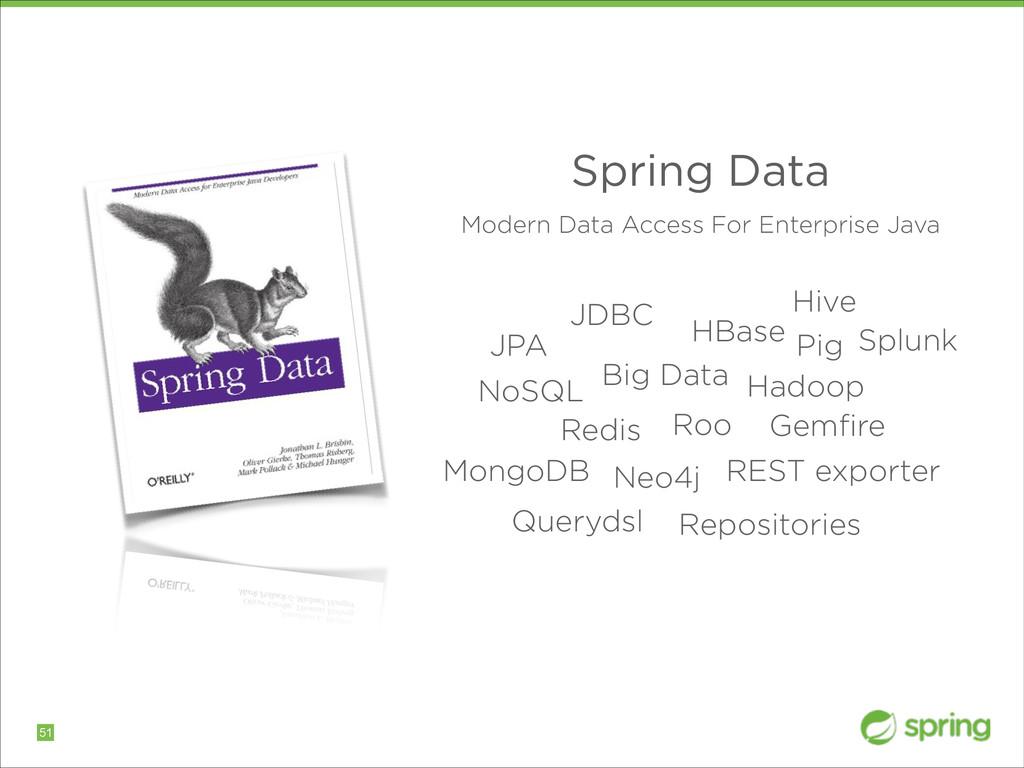 !51 Spring Data Modern Data Access For Enterpri...