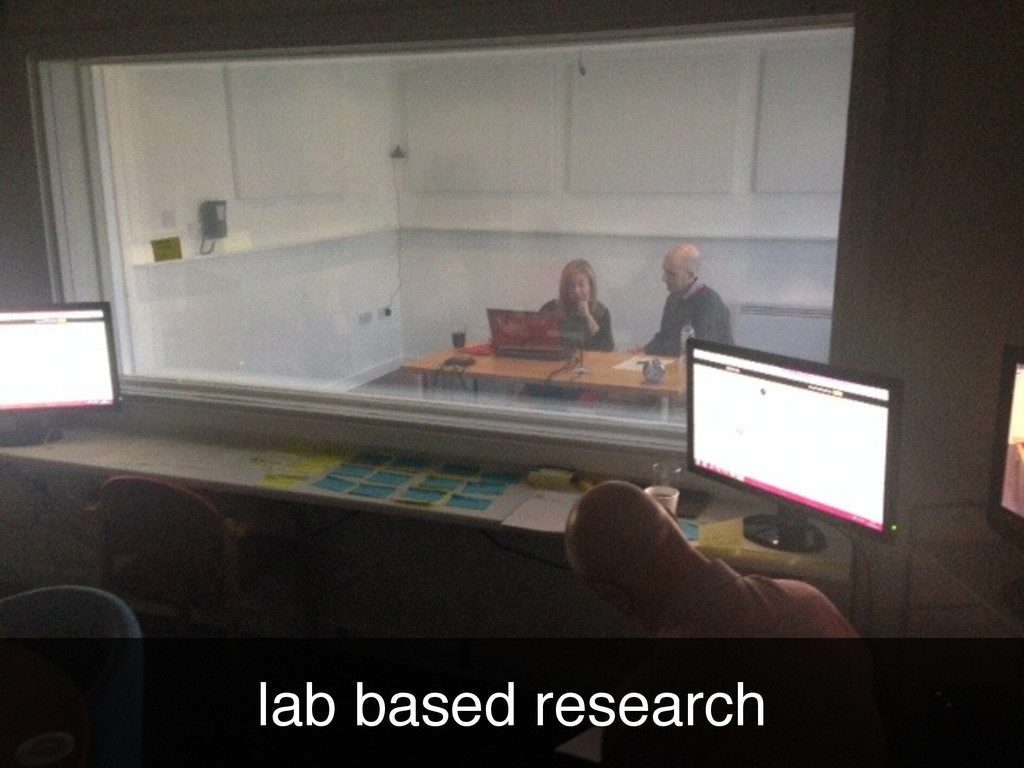 GDS @benholliday lab based research