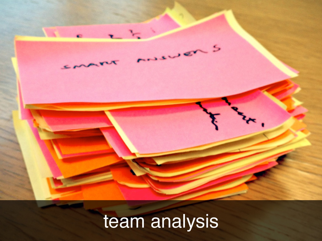 GDS @benholliday team analysis