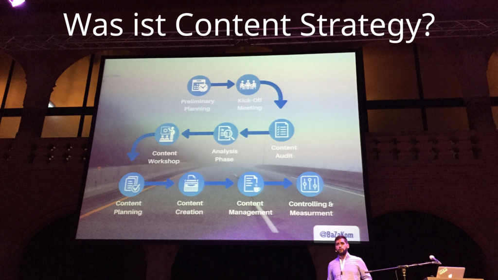 Was ist Content Strategy?