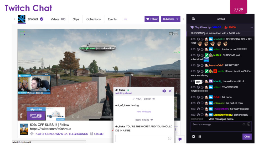 7/28 Twitch Chat