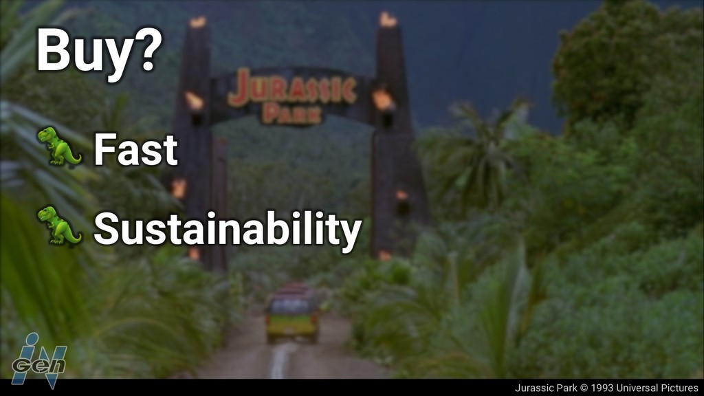 Jurassic Park © 1993 Universal Pictures Buy? ! ...