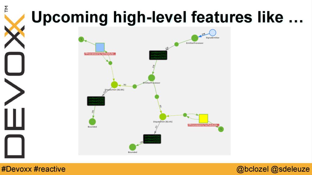 @bclozel @sdeleuze #Devoxx #reactive Upcoming h...