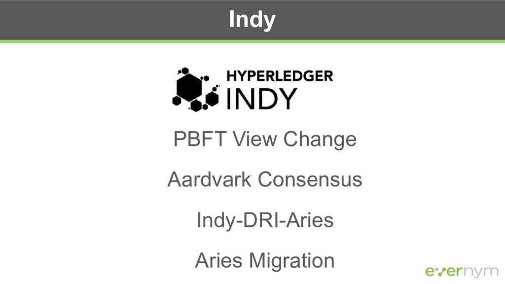 Indy PBFT View Change Aardvark Consensus Indy-D...