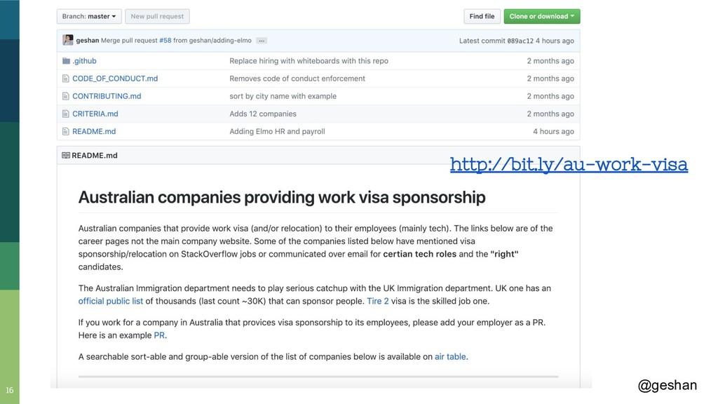 @geshan 16 http://bit.ly/au-work-visa