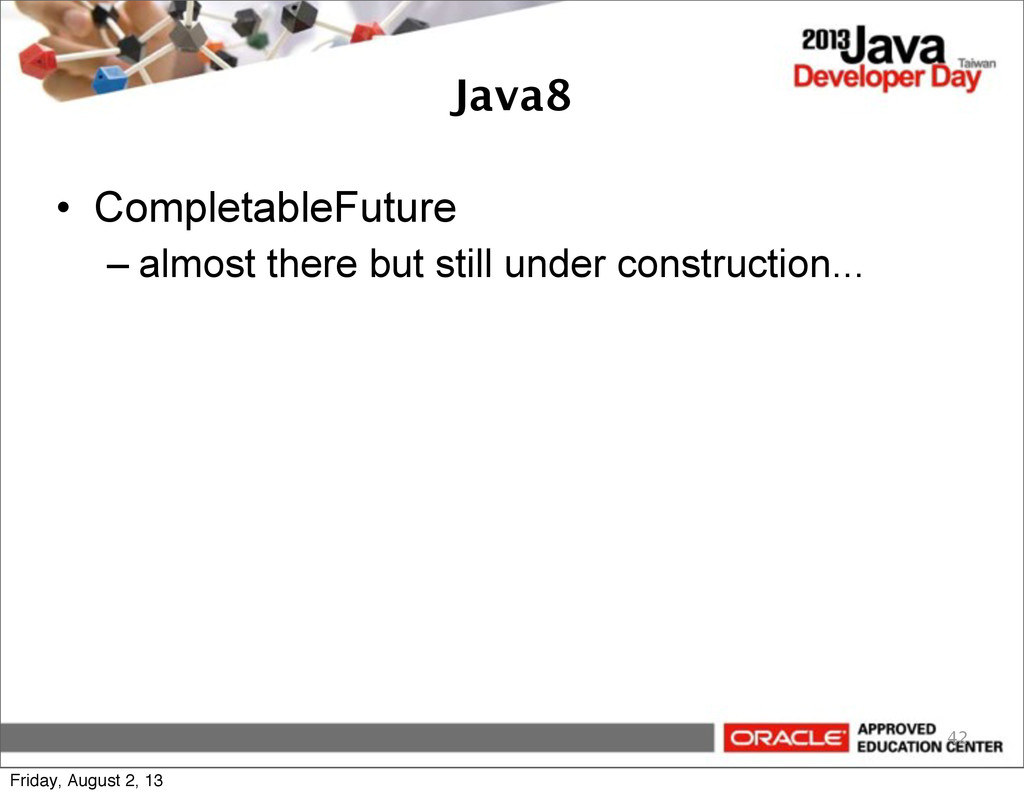 Java8 • CompletableFuture – almost there but st...