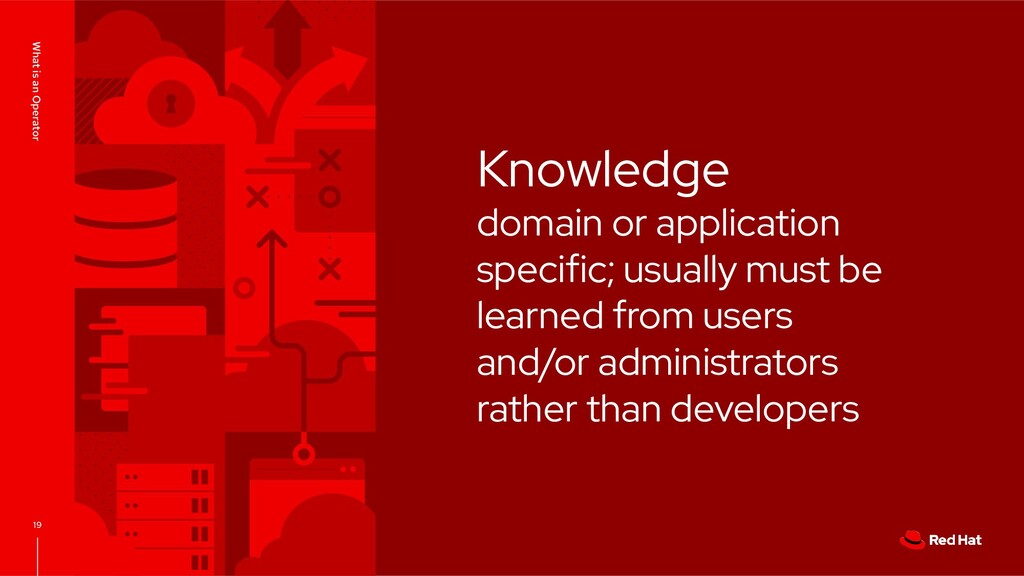 19 What is an Operator Knowledge domain or appl...