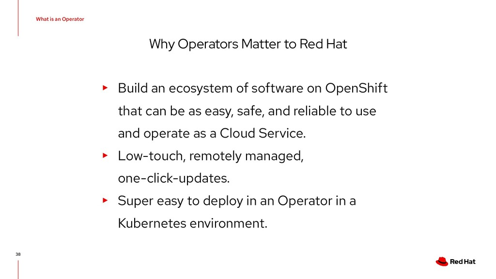 What is an Operator Why Operators Matter to Red...