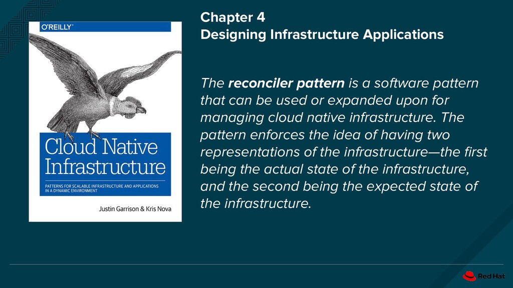 Chapter 4 Designing Infrastructure Applications...