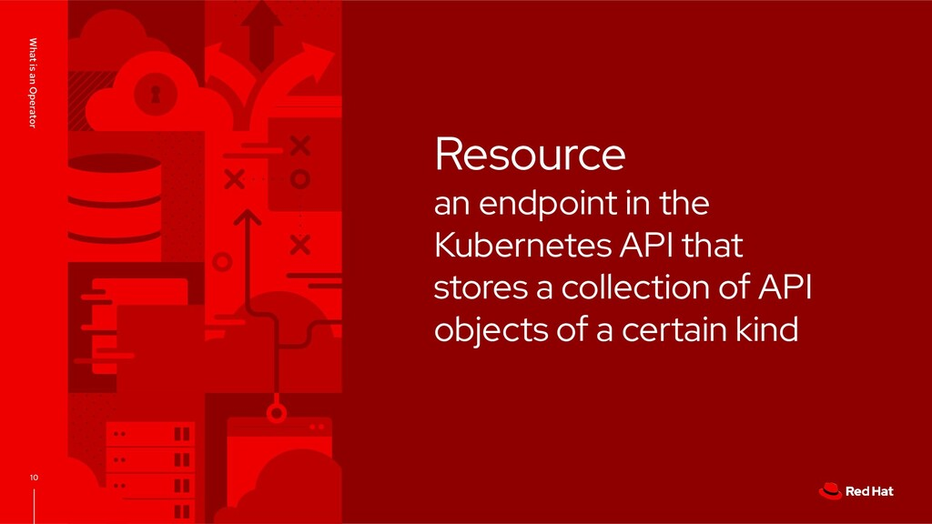 10 What is an Operator Resource an endpoint in ...
