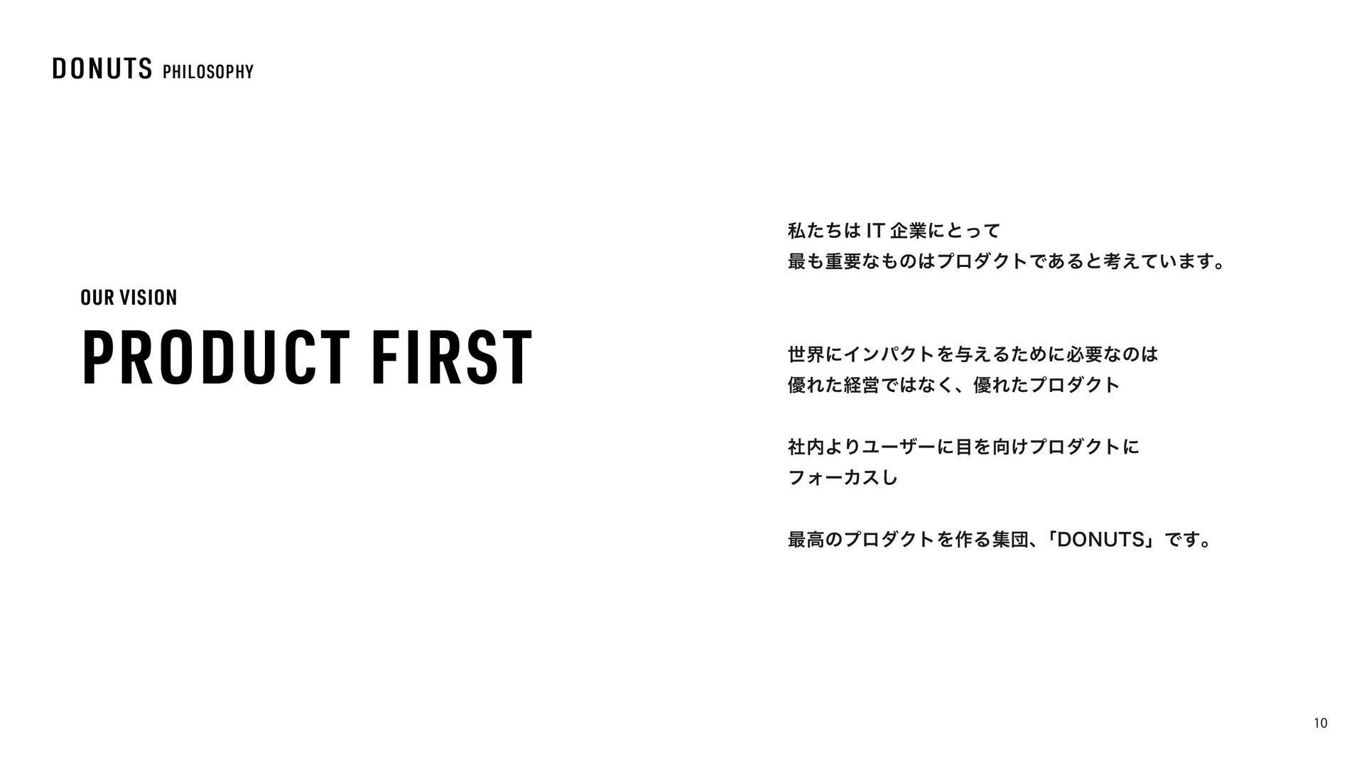 PHILOSOPHY CHANGE THE GAME OUR MISSION ຊ͔Βੈ...