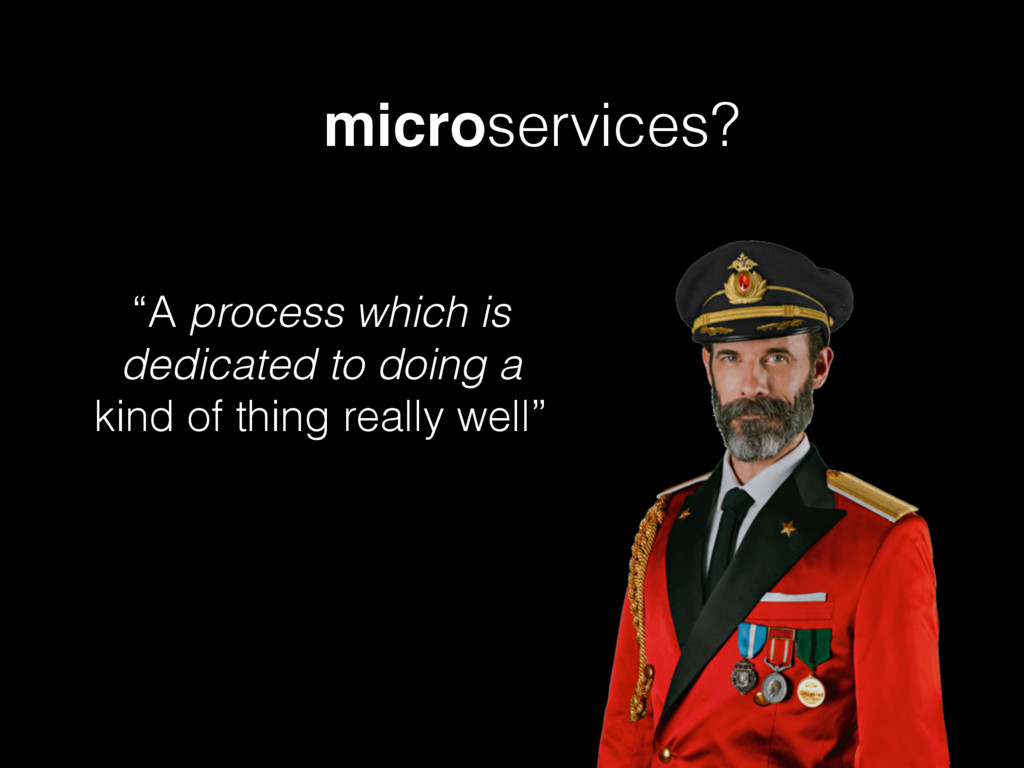 """A process which is dedicated to doing a kind o..."
