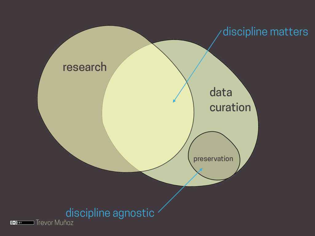 Trevor Muñoz discipline matters research data c...