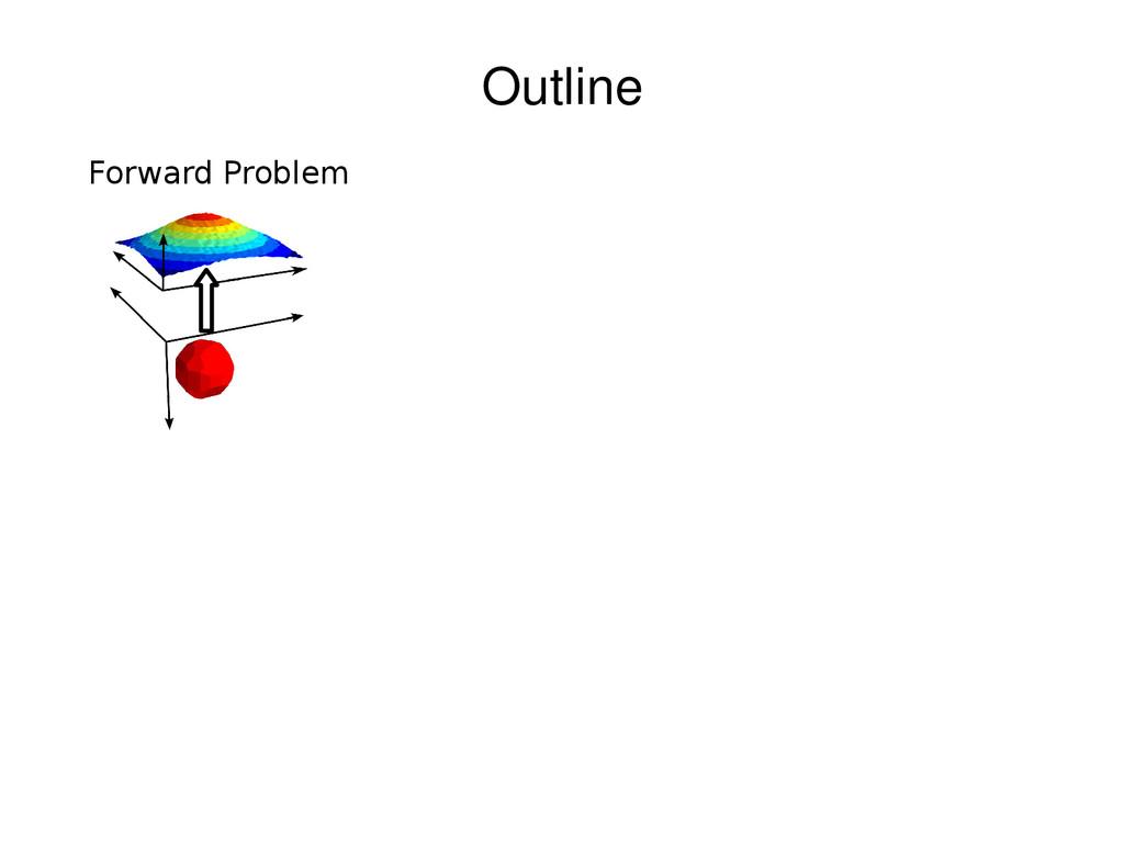 Forward Problem Outline