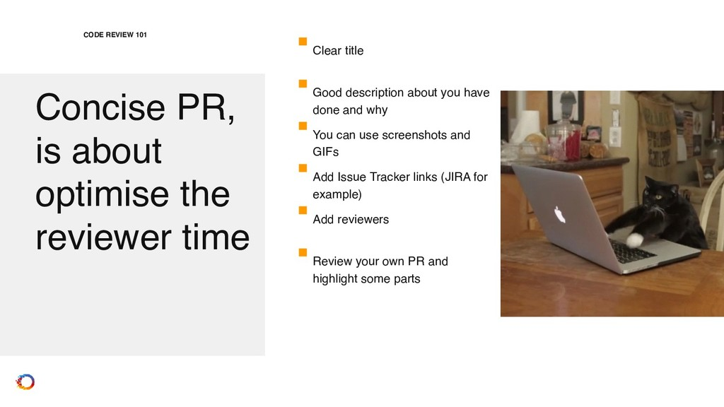 Concise PR, is about optimise the reviewer tim...