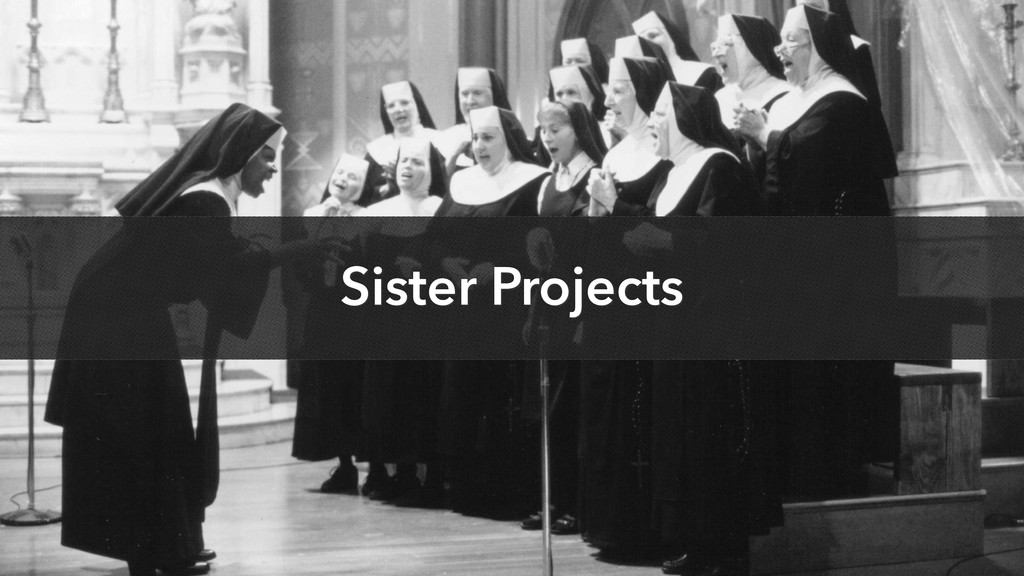 Sister Projects