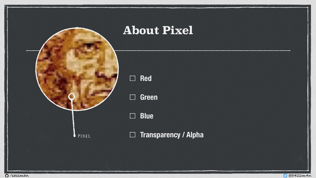About Pixel Pixel Red Green Blue Transparency /...