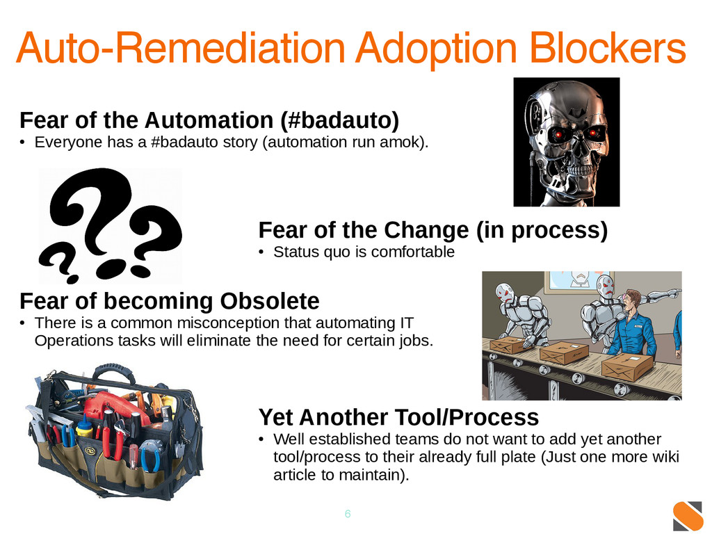 6 Auto-Remediation Adoption Blockers Fear of th...