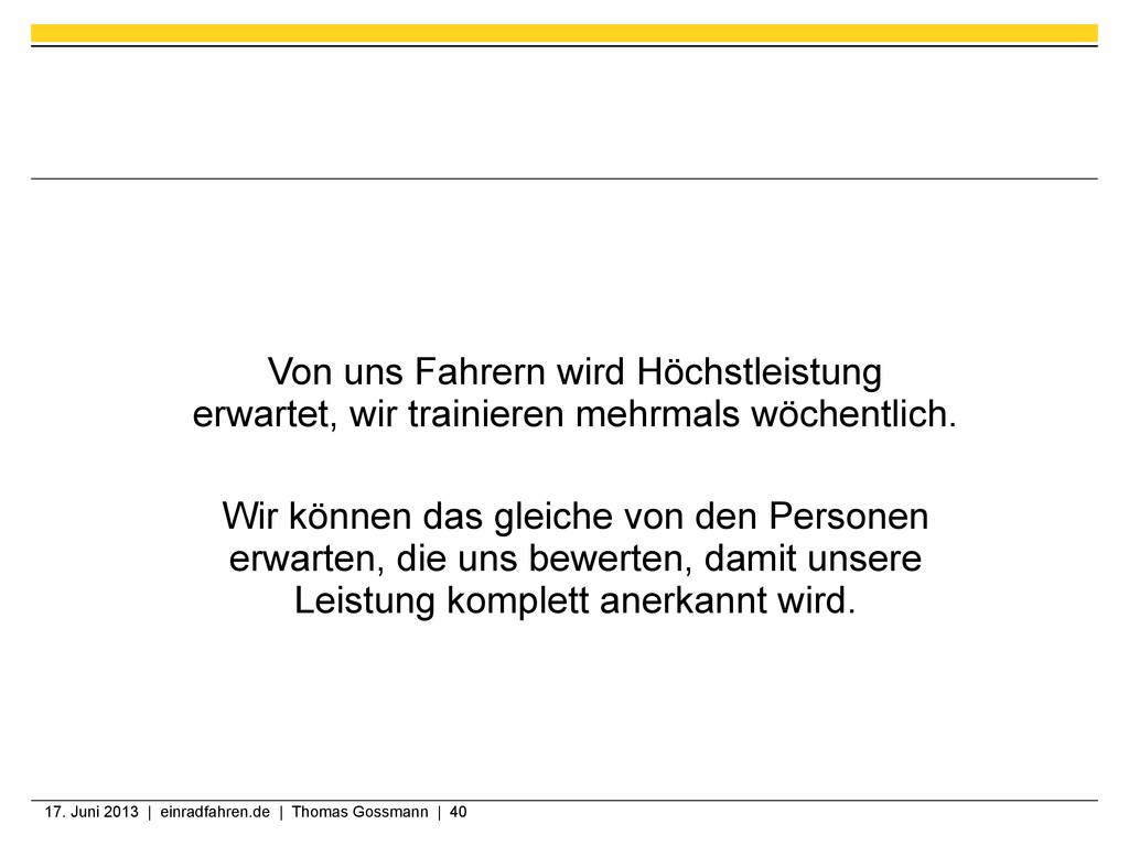17. Juni 2013 | einradfahren.de | Thomas Gossma...