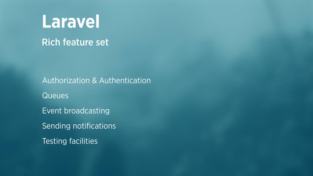 Authorization & Authentication Queues Event bro...