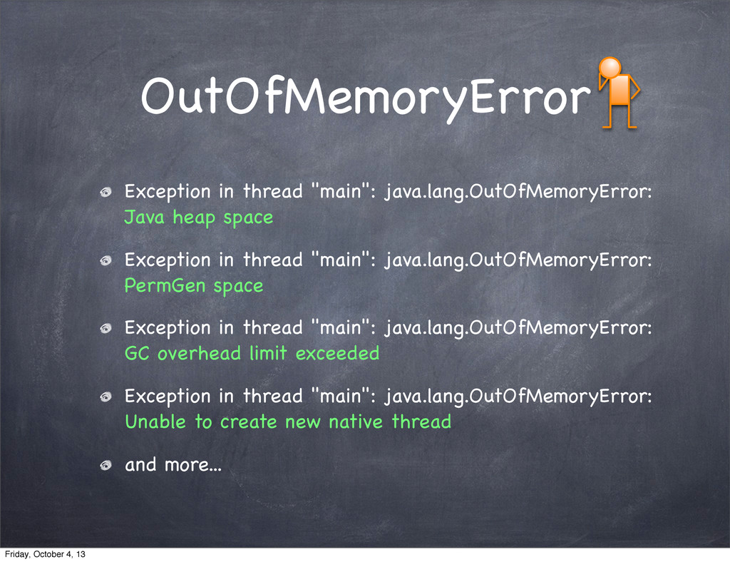 """Exception in thread """"main"""": java.lang.OutOfMemo..."""