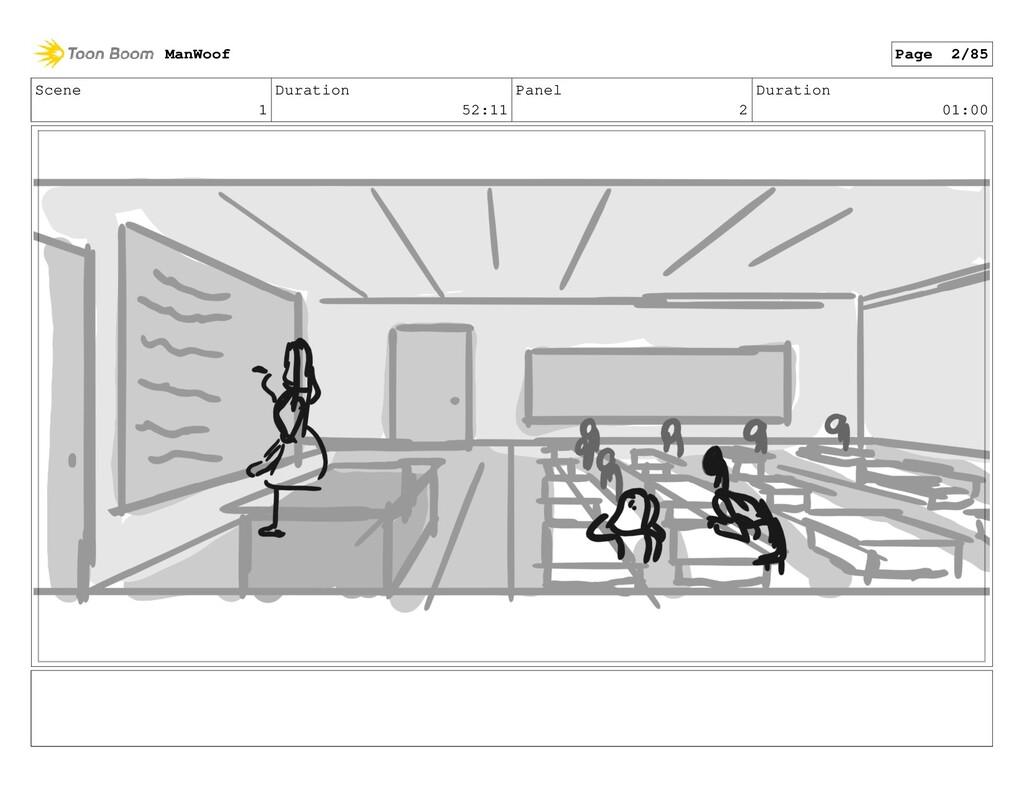 Scene 1 Duration 52:11 Panel 2 Duration 01:00 M...
