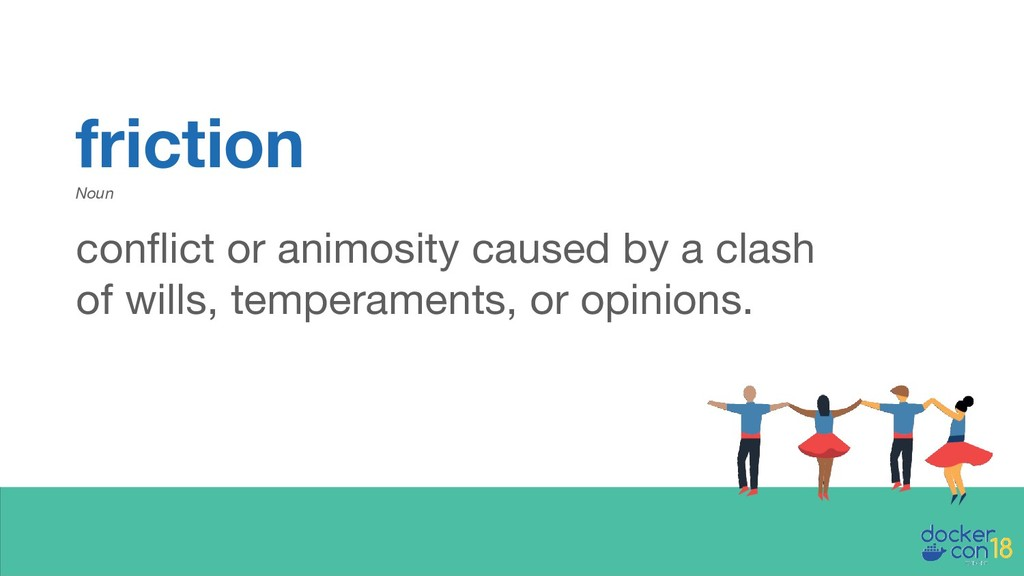 friction Noun conflict or animosity caused by a...