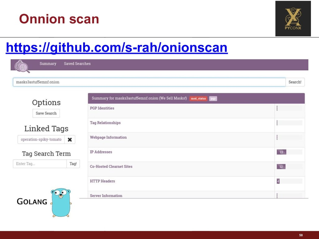 Onnion scan 58 https://github.com/s-rah/onionsc...