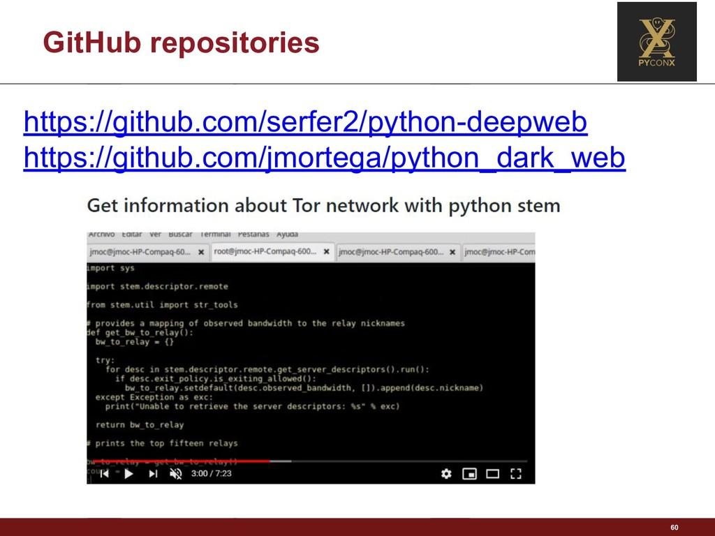 GitHub repositories https://github.com/serfer2/...