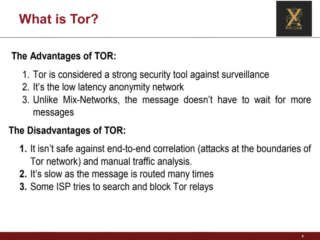 What is Tor? 8